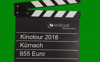 N-ERGIE Kinotour zu Gast in Kürnach