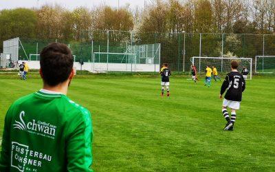 Spielbericht: SV Kürnach – TSV Unterpleichfeld 0:2 – Willkommen im Abstiegskampf
