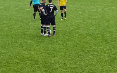 Spielbericht: Klassenerhalt! TSV Rottenbauer – SV Kürnach 0:2