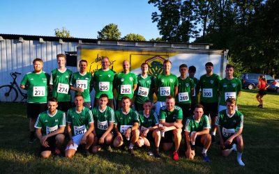 Erster Titel der Saison für die 1. und 2. Mannschaft beim Geiersberglauf