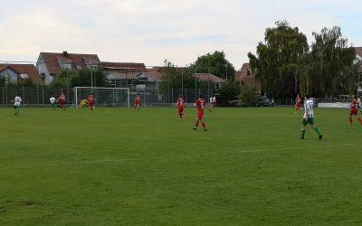 Spielbericht: Befreiungsschlag! SV Kürnach gewinnt gegen Würzburger Kickers 5:1