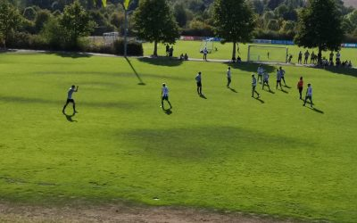 Spielbericht: Ein 5:4 nach regulärer Spielzeit gegen Randersacker