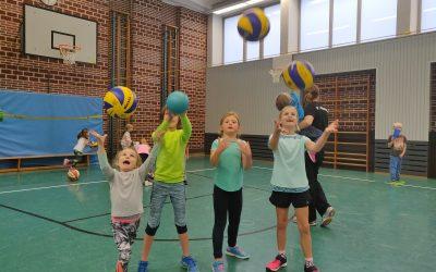 Jugendvolleyball in Kürnach mit perfektem Start