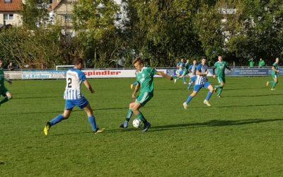 Spielbericht vom 11.10.2020 – Sieglosserie mit 3:1 gegen die SG Randersacker gebrochen