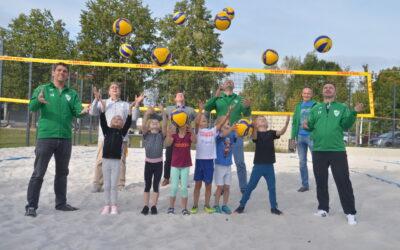 Volleyball-Boom in Kürnach
